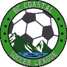 BC Coastal Soccer League Logo